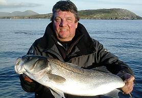 Guidage et pêche promenade en mer et sur la côte (Accueil)